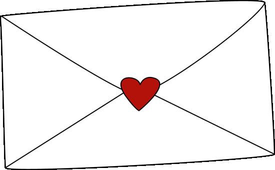 Envelope clip art free clipart images 4
