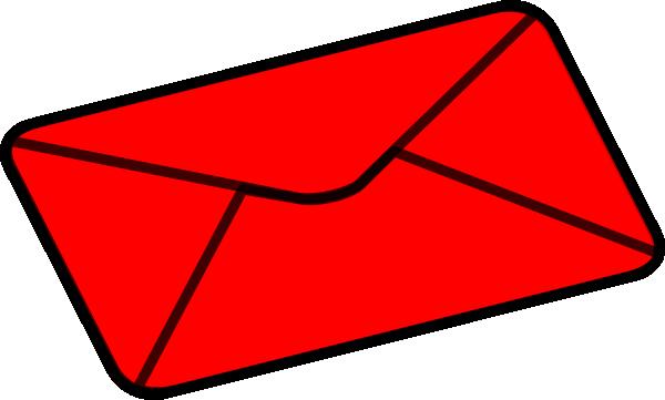 Envelope clip art the cliparts