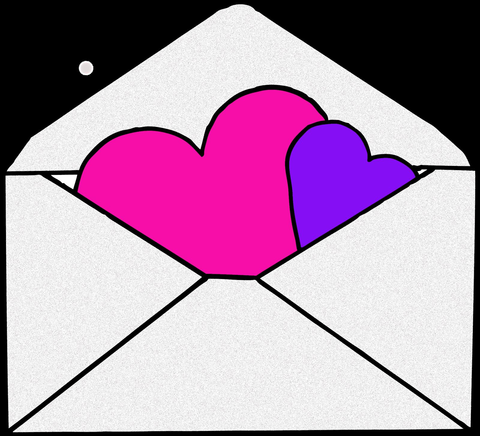 Envelope clipart 2