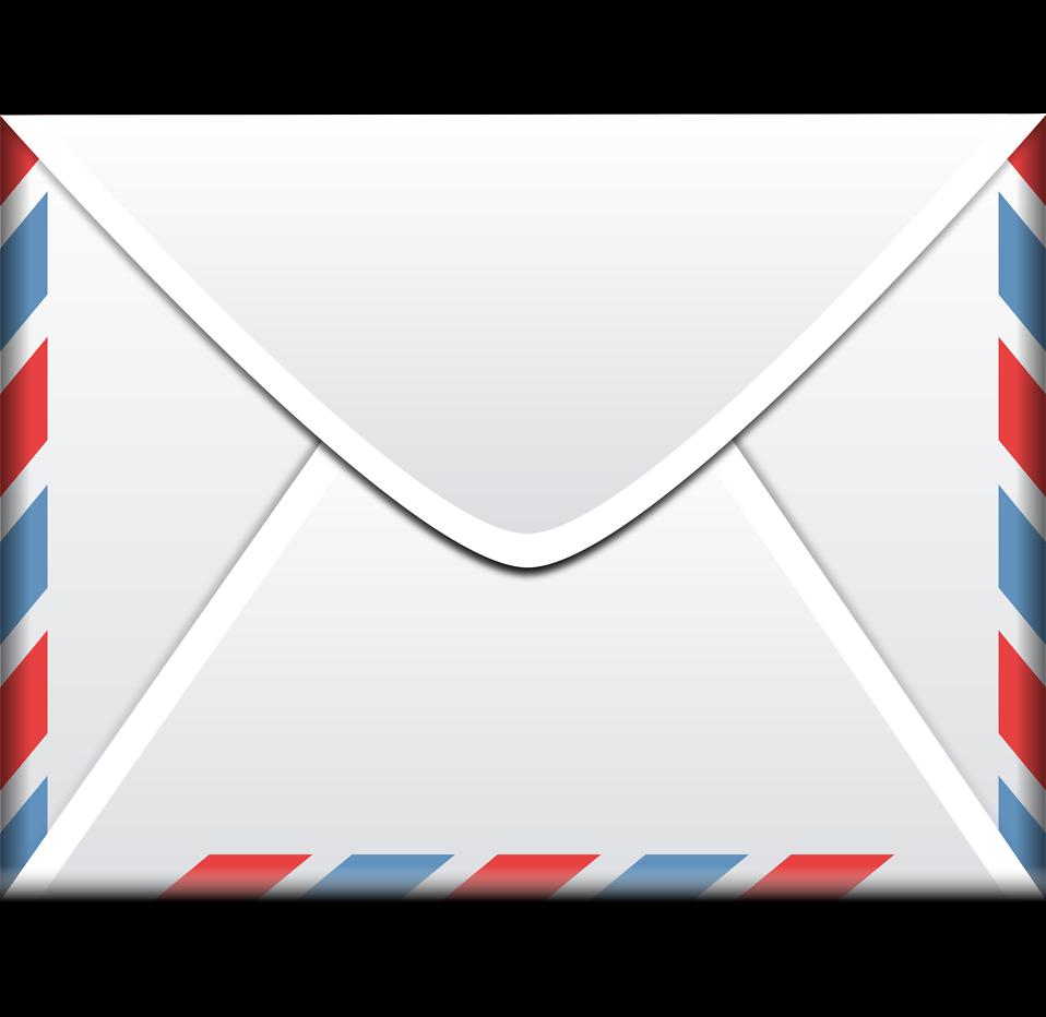 Envelope clipart clipartfest