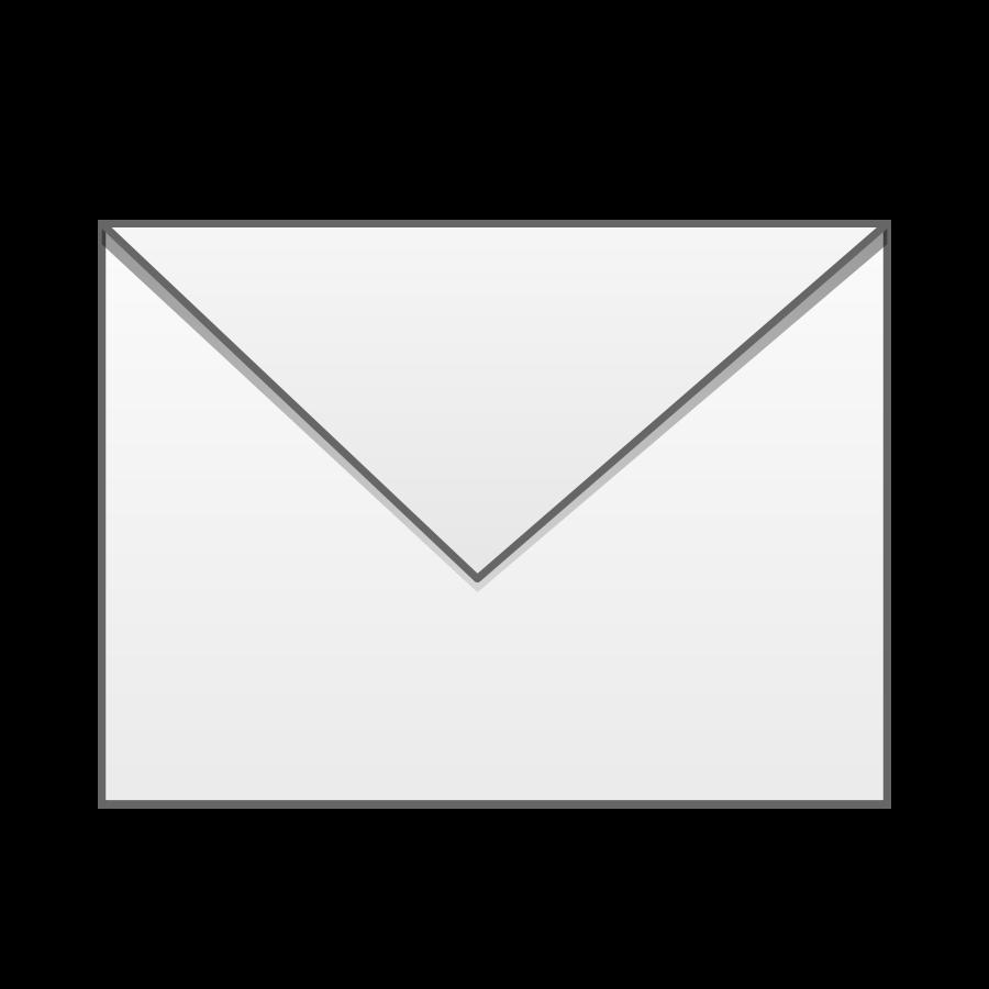 Envelope clipart vector clip art free design