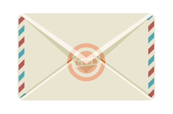 Envelope free to use clipart 4