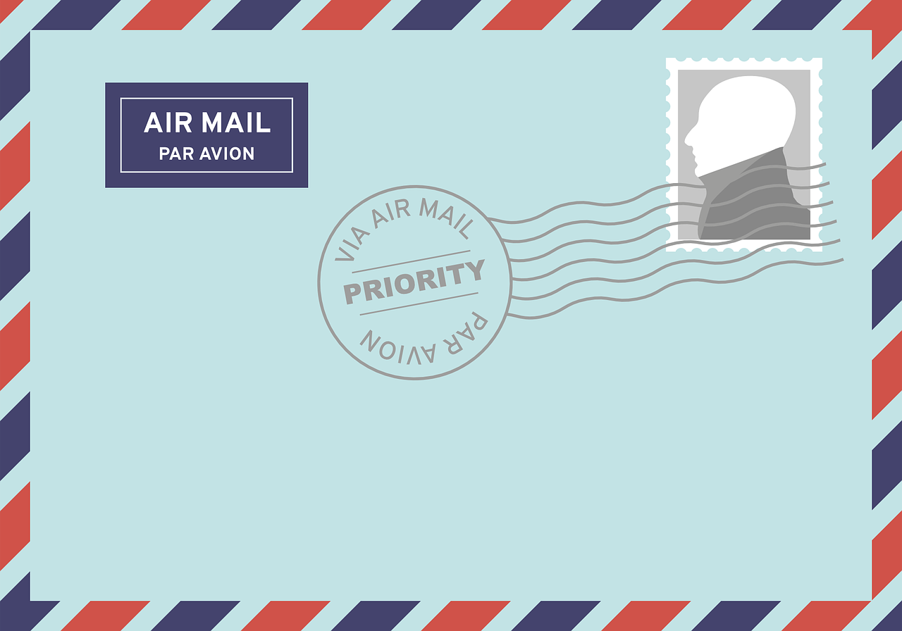 Envelope free to use clipart