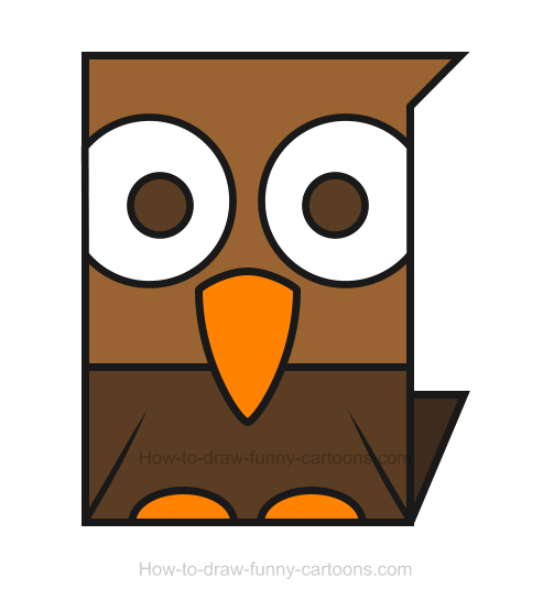 Falcon clipart 8