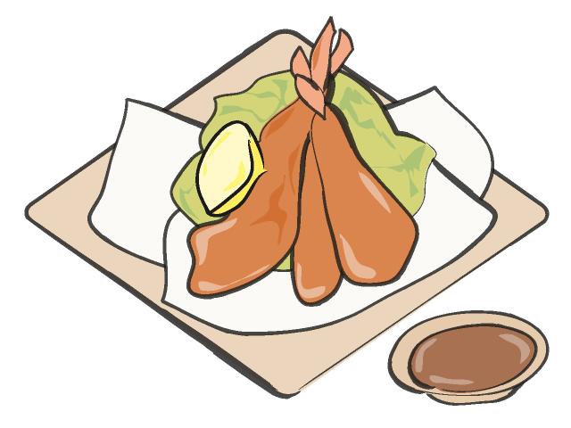 Food clipart shrimp clipartfest