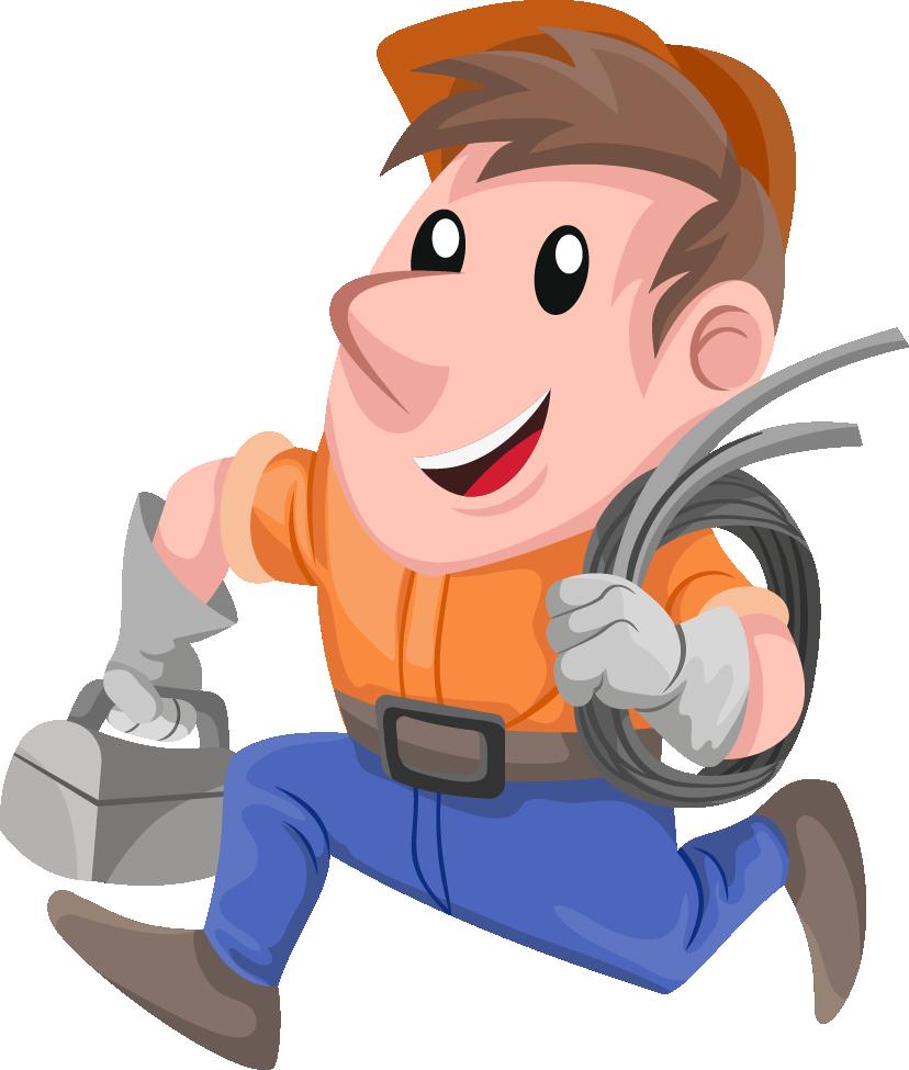 Free handyman clip art