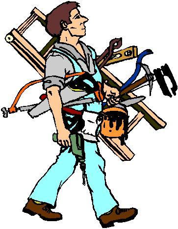 Free handyman clip art - WikiClipArt