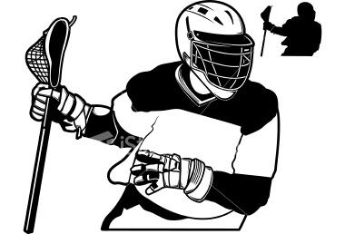 Free lacrosse clipart clipartfest 2