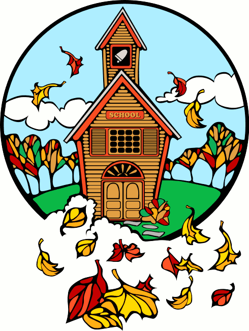 Free school house clipart clip art