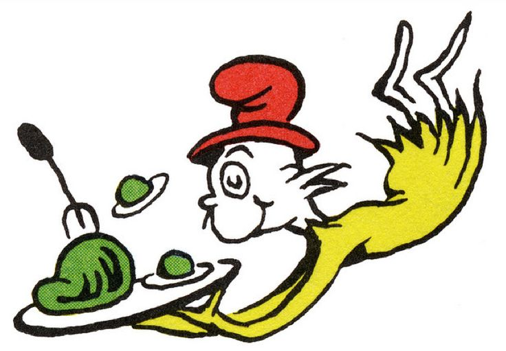 Green eggs and ham clip art clipart