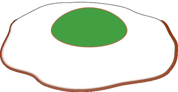 Green ham clip art 4
