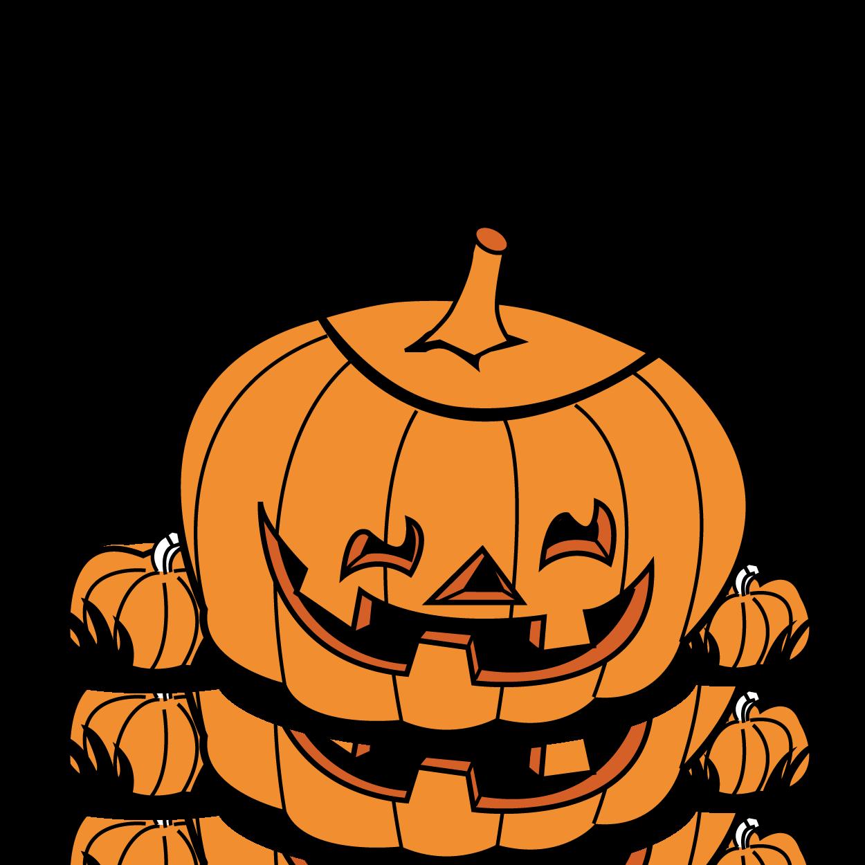 Halloween pumpkin patch clip art free clipart images