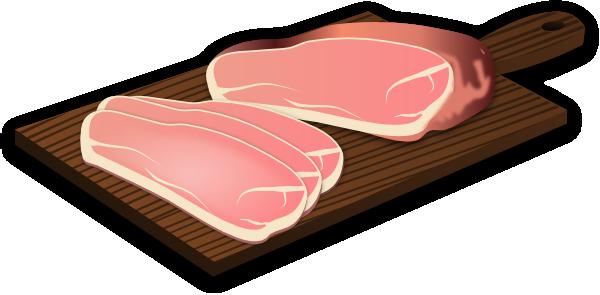 Ham clip art at vector clip art free