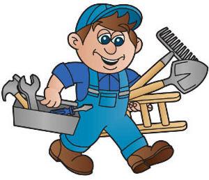 Handyman clip art clipartfest 2
