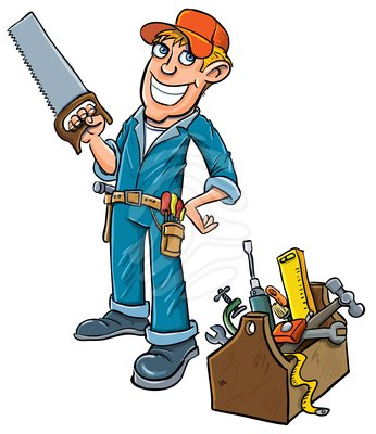 Handyman clip art free download clipart images 2