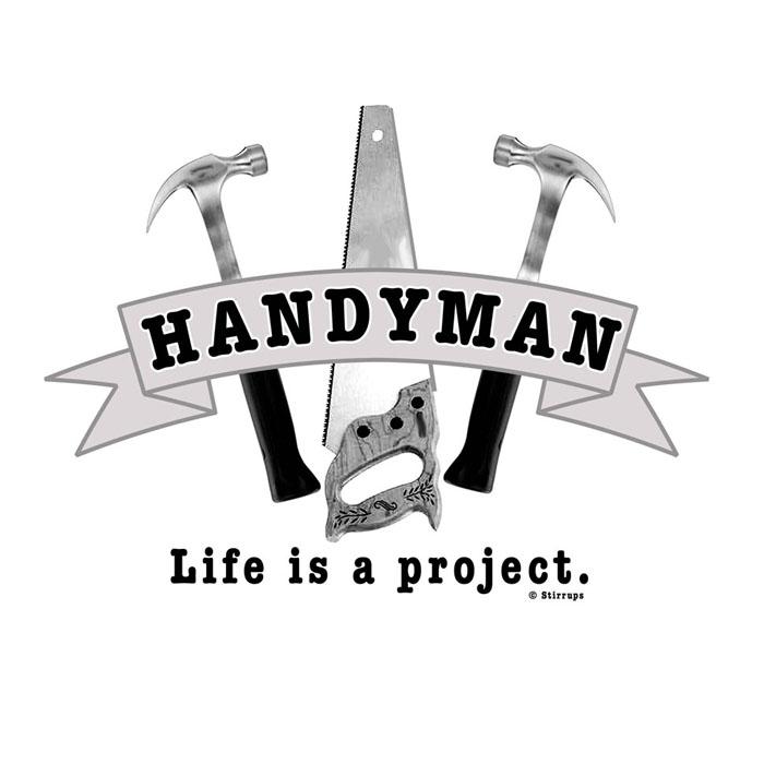 Handyman clipart black and white clipartfox 2