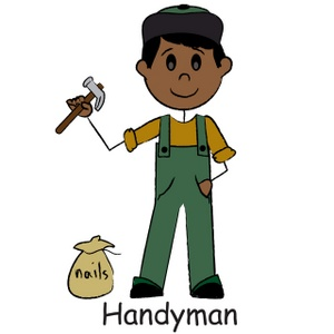 Handyman clipart free images