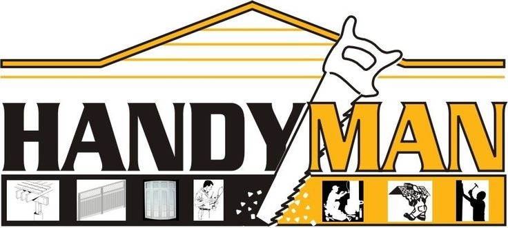 Handyman logo clipart 2