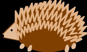Hedgehog clip art at vector clip art 2