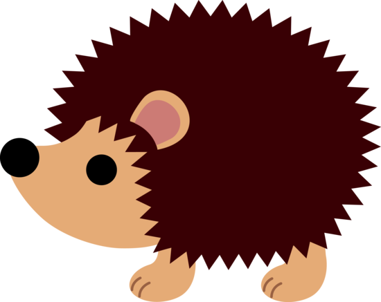 Hedgehog clipart free images