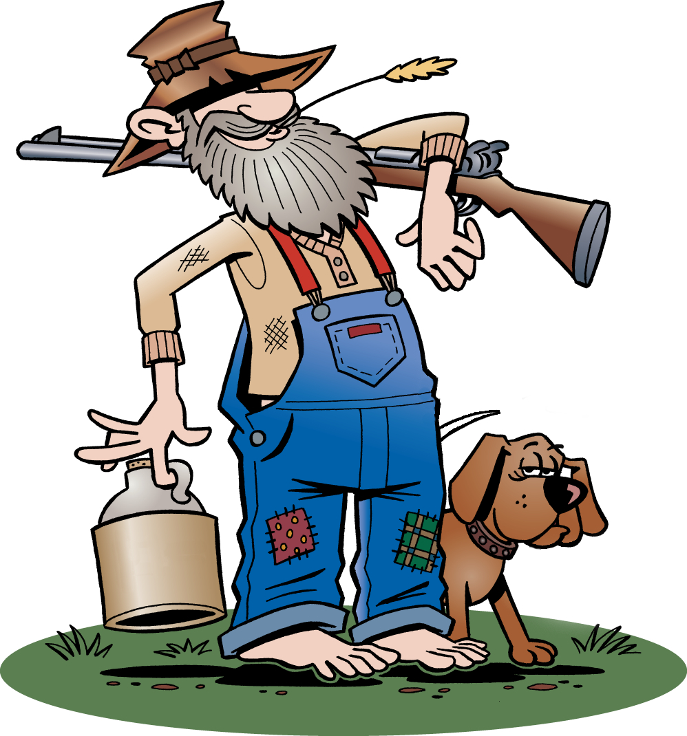 Hillbilly clipart free images