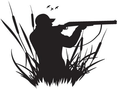 Hunting clip art tumundografico