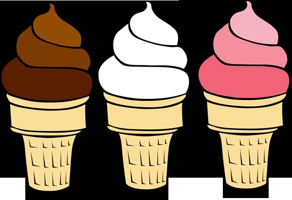 Ice cream cone clipart free images 2