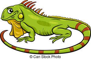 Iguana clip art clipartfest