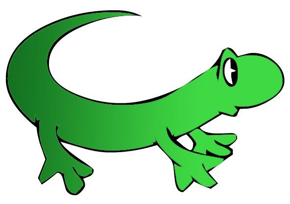 Iguana clipart clipartfest