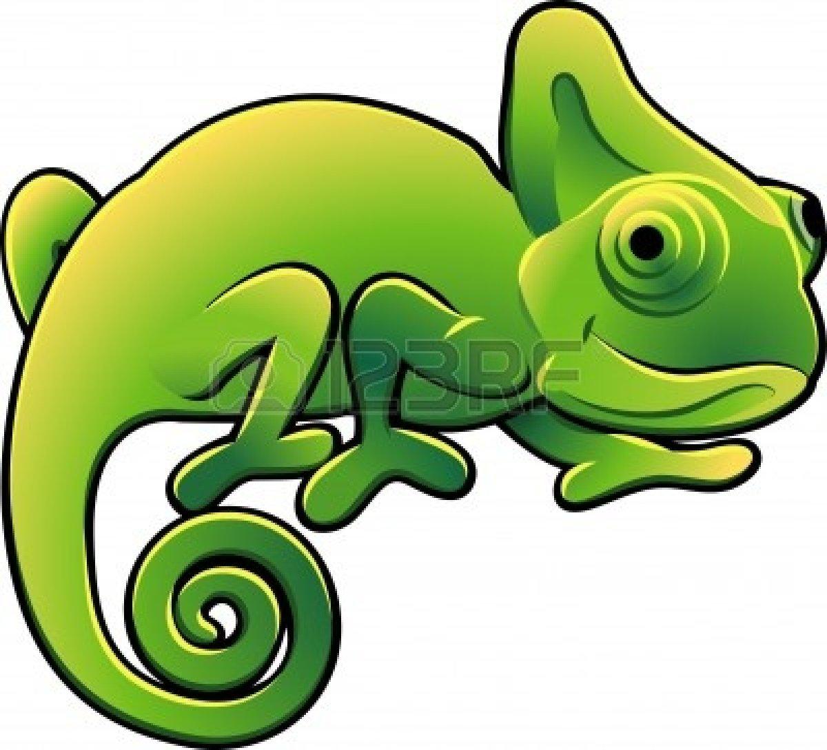 Iguana cute lizard clipart free images