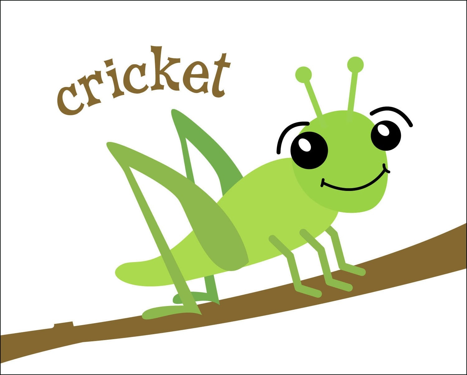 Insect cricket clipart clipartfox 3