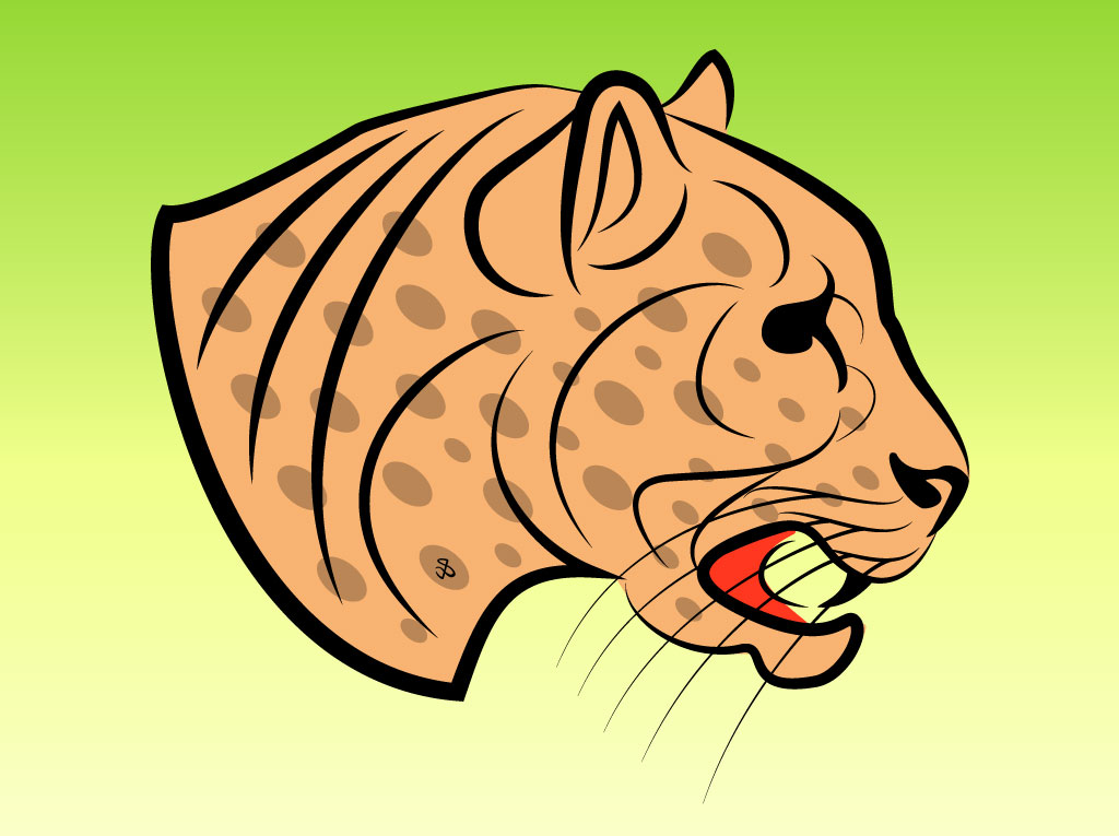 Jaguar clip art download 5