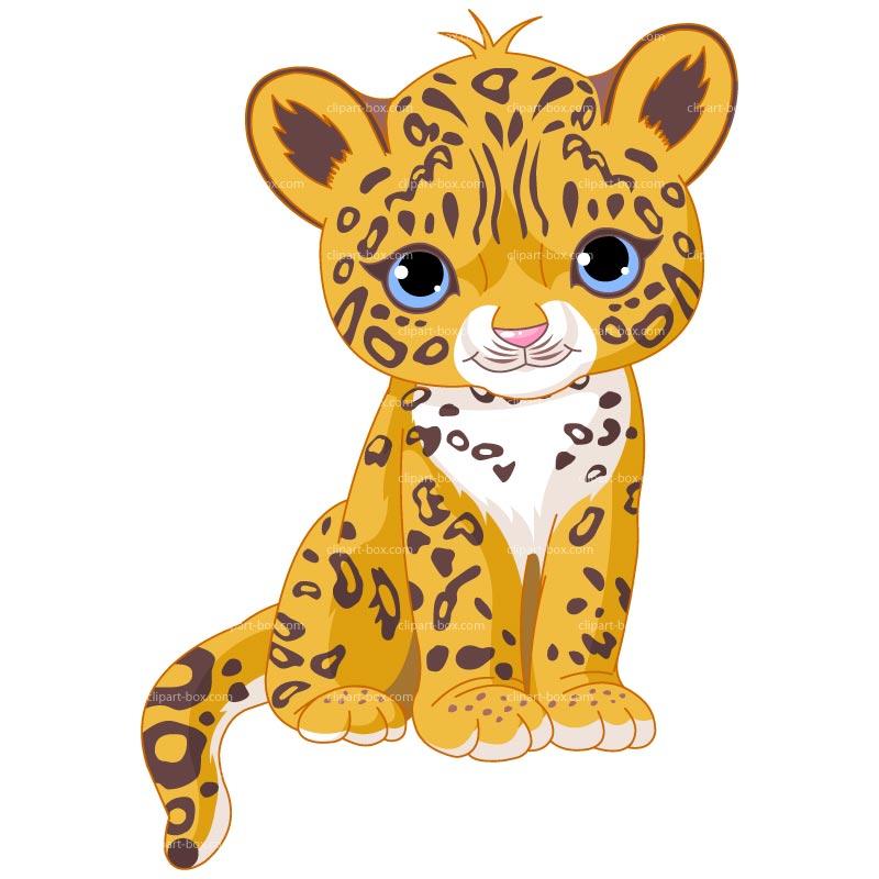 Jaguar clip art vector free clipart images 3