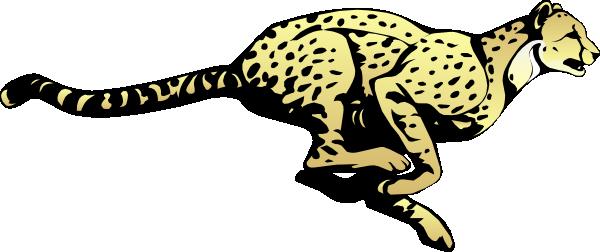 Jaguar clip art vector free clipart images 5