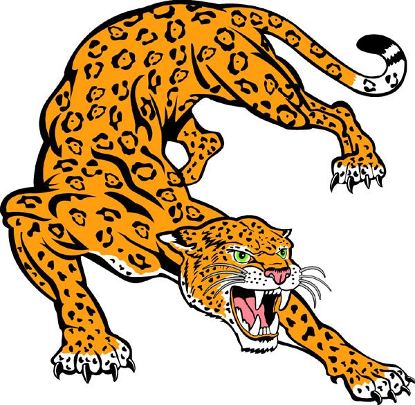 Jaguar clipart 2