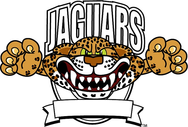Jaguar football clipart