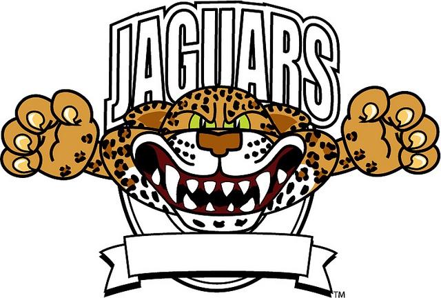 Jaguar football clipart