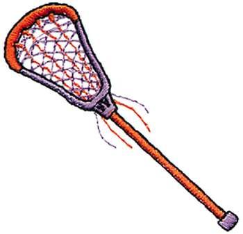 Lacrosse clipart 2