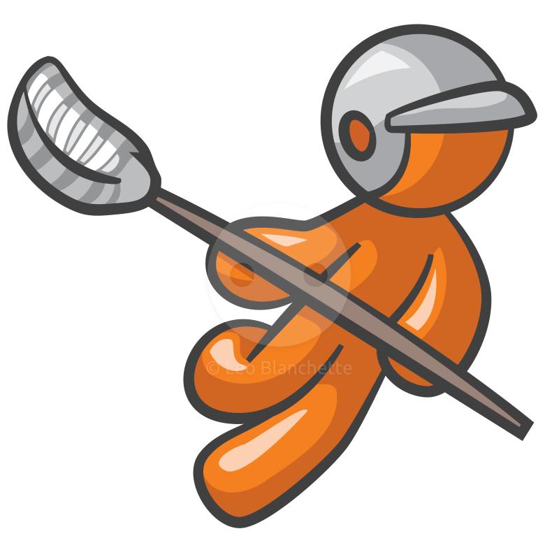 Lacrosse stick clip art clipart 3