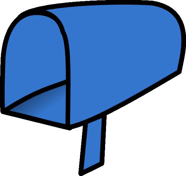 Mail blue mail clip art 2