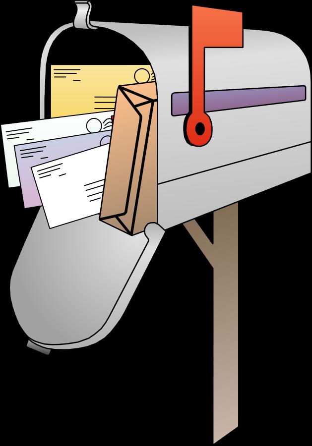 Mail clip art 2