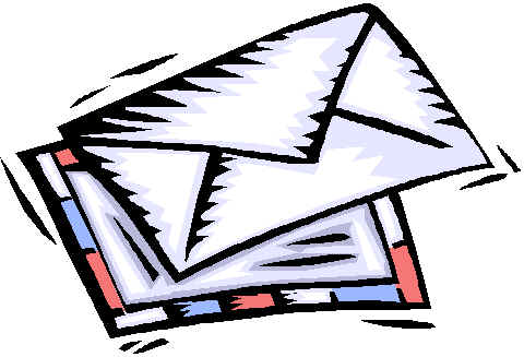 Mail clip art free clipart