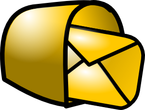 Mail clipart 5