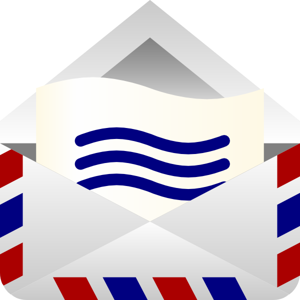 Mail clipart 6