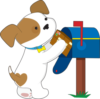 Mail clipart 7