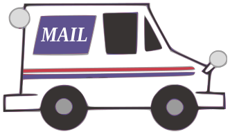 Mail clipart 8
