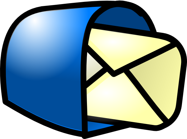 Mail clipart free images 3