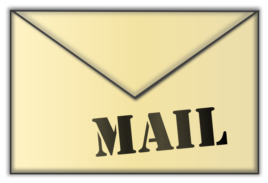 Mail clipart free images 4