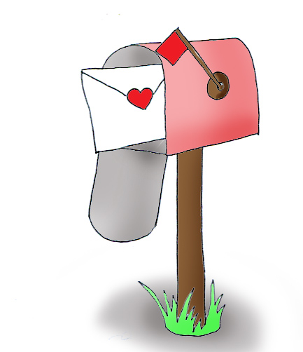 Mail mail clipart clip art image