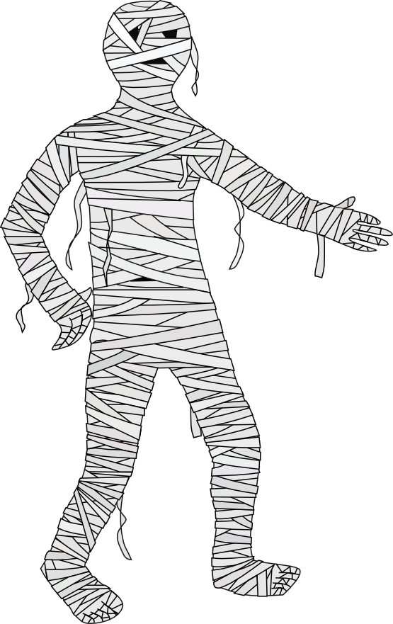 Mummy free to use clip art